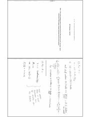 ise 420 hw2 solutions 2011 - 2pg format