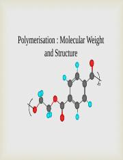 Lecture 2.1-Molecular weight and Structure.ppt