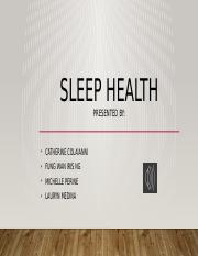 BlueTeam Sleep Health Final Revised.pptx