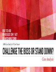 Slides_Challenge the Boss or Stand Down.pdf