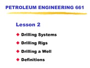 2. Rigs, Drilling a Well-REVISED
