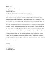 Appeal Letter to UGA (Daniel Snipes).pdf