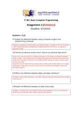 IT401Assignment1_Solutions