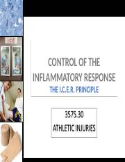 13. CONTROL OF THE INFLAMMATORY RESPONSE (1).pptx