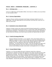 fin516 w3 homework solutions Fn516 week 3 homework solutions – instructor only 20-6 fin516_w3_homework_solutions 5 pages arance_w3_homework keller graduate school of management.