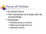 Friction Lecture.ppt