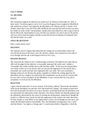 Case Brief #9