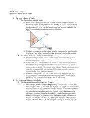 Unit 2 - Chapter 9 Notes