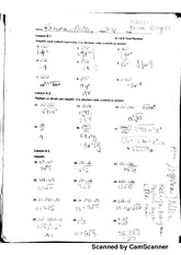 6-1 test review