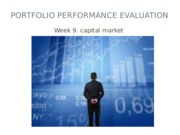 Portfolio Performance Evaluation (1)