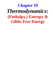 Ch19-Entropy-Thermo
