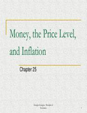 Lecture 10_Money_ the Price Level_ and Inflation (Chapter 25).pdf