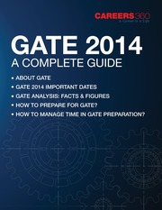 GATE 2014- A Complete Guide