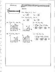 1378_Mechanics Homework Mechanics of Materials Solution