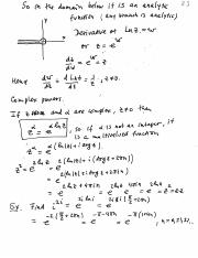 05 Trigonometric and hyperbolic functions