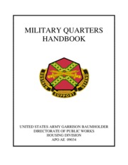 MilQuartersHandbook