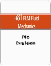 FM 05 Energy_equation