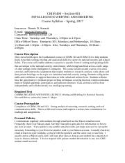 CRIM-490 Writing and Briefing Syllabus, Spring, 2017.doc