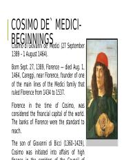 BUS103_Chapter 2_Cosimo de Medici.pptx