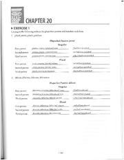 Latin 102 S13 Ch.20 Workbook Answers