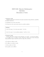 Discussion Notes 2_Solutions