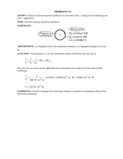 Chapter 11 - Solutions