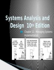 Tilley11e Ppt Ch05 Pptx Systems Analysis And Design 11th Edition Chapter 5 Data And Process Modeling 1 Chapter Objectives Describe Data And Process Course Hero