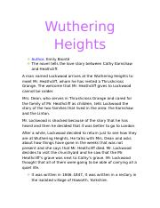 Wuthering Heights.docx
