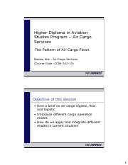 Air Cargo Services Part 3 - The pattern of air cargo  flows.pdf