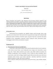 Makalah Perencanaan Pesan Bisnis Docx Makalah Perencanaan Pesan Bisnis Indra Praja Universitas Terbuka Jakarta Email Indra Praja 555 Gmail Com Abstrak Course Hero