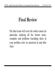 Final Review_2016_Students