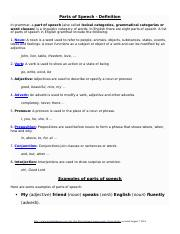 Parts of Speech.docx