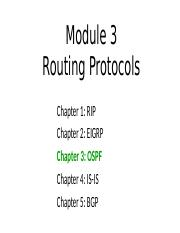 Module3-Chapter03-RoutingProtocols-OSPF