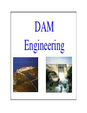 Lecture Series 9_dam engineering-2014-15