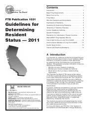 california tax regulations