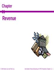 11-Revenue (26 May 2008) IAS18.ppt