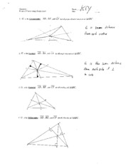 triangle sum and exterior angle theorem worksheet with key x m. Black Bedroom Furniture Sets. Home Design Ideas