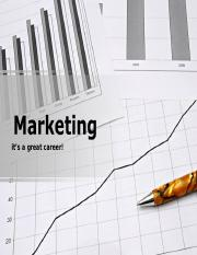 276502507-Marketing-as-a-Career-Official
