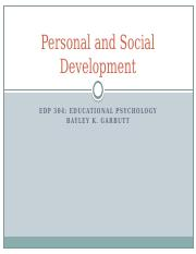 03. Class 3 - Personal and Social Development.pptx