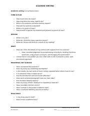 Order academic essay