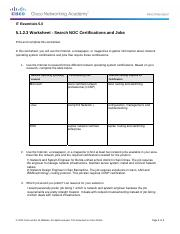 5.1.2.3 Worksheet - Search NOC Certifications and Jobs.pdf