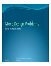 2014 - ELEE2450 - lectures  16 - Blank (ppt) - more digital design