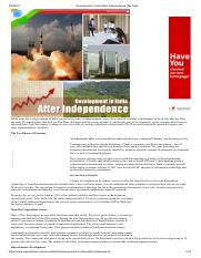 Development in India After Independence _ My India.pdf