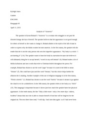 essay on its a womans world