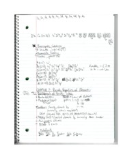 CHEM 111 Ch. 7 Notes