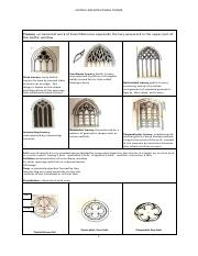 4 - Gothic Tracery