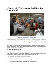 What Are EPOS Systems.docx