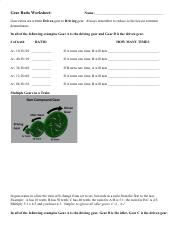 Gear Ratio Worksheet.doc - Gear Ratio Worksheet Name Gear ratios are ...