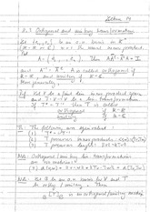 Inner product spaces ll