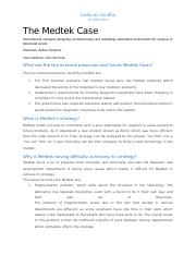 The Medtek Case.docx
